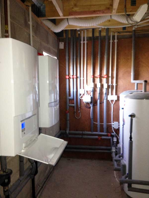 Bathrooms Underfloor Heating Gas Boilers Plumber In Bolton